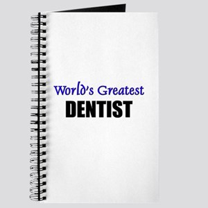 Worlds Greatest DENTIST Journal