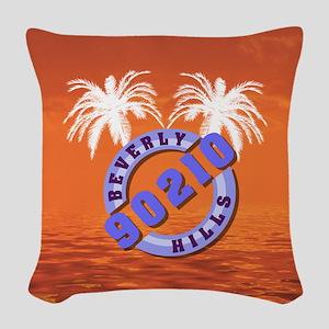 90210TV Woven Throw Pillow