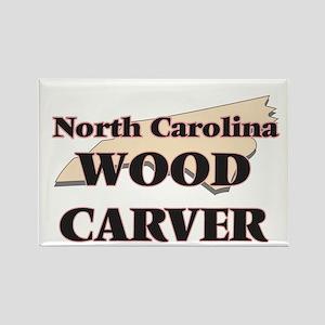 North Carolina Wood Carver Magnets
