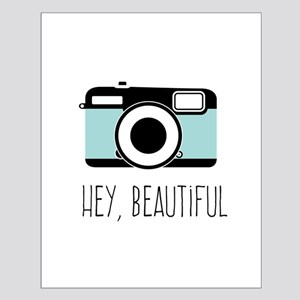 Camera Hey Beautiful Posters
