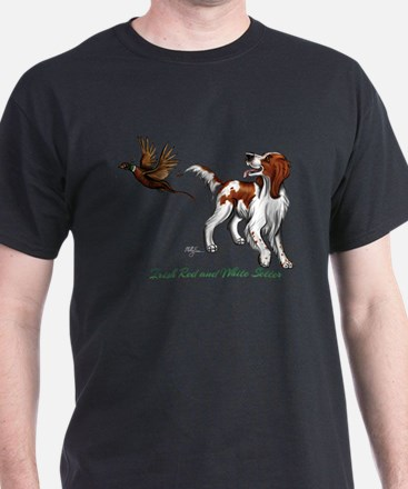 Unique Irish red and white setter T-Shirt