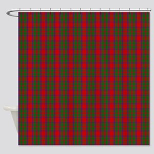 MacKintosh Scottish Tartan Shower Curtain