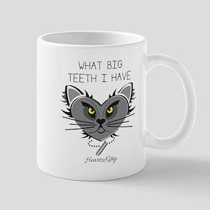 What Big Teeth I have - HeartKitty Mugs