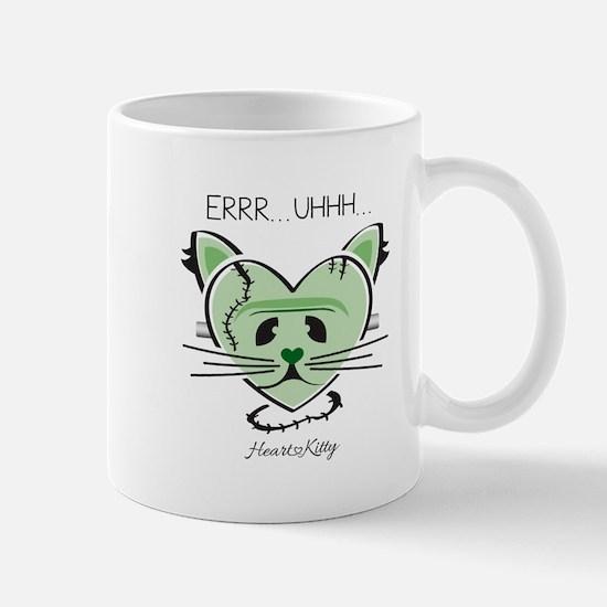 Errr...Rar! - HeartKitty Mugs