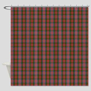 MacPherson Scottish Tartan Shower Curtain