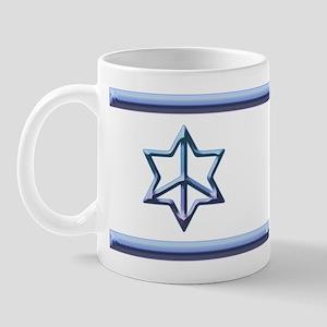 Shalom Star Mug