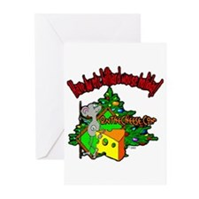 OTC Billiards Christmas Greeting Cards (Pk of 20)