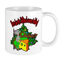 OTC Billiards Christmas Mug