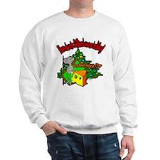 OTC Billiards Christmas Sweatshirt