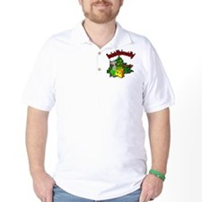 OTC Billiards Christmas Golf Shirt