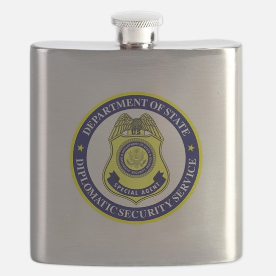 DEPT OF STATE - DIPLOMATIC SECURITY SERVICE Flask