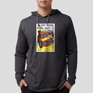 Fats Domino Concert Poster Long Sleeve T-Shirt