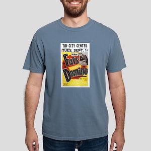 Fats Domino Concert Poster T-Shirt