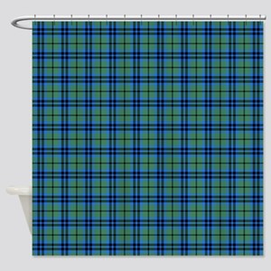 Marshall Scottish Tartan Shower Curtain