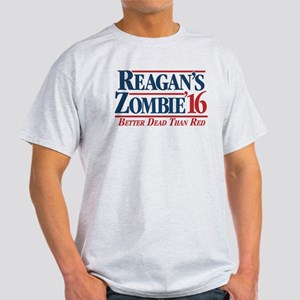 Reagan's Zombie For President T-Shirt