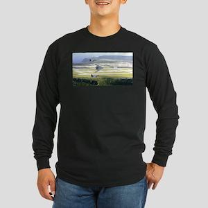 Spirit of Guam Long Sleeve Dark T-Shirt