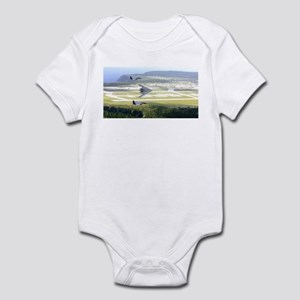 Spirit of Guam Infant Bodysuit