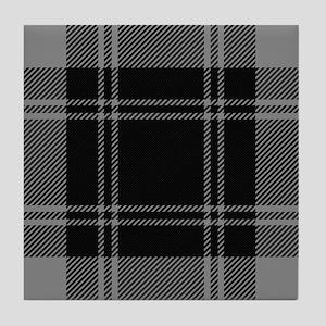 Moffat Scottish Tartan Tile Coaster
