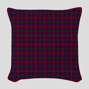 Montgomery Scottish Tartan Woven Throw Pillow