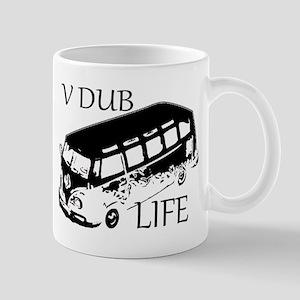 vdub life v w camper van travel Mugs
