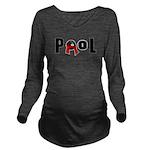 8 ball pool Long Sleeve Maternity T-Shirt