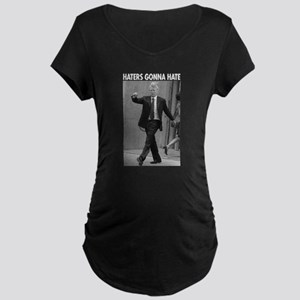 Donald Trump Haters Gonna Hate Maternity T-Shirt