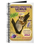 Weasel Sportive Lemur Journal