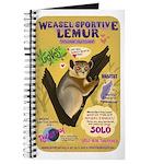 Weasel Sportive Lemur Journal