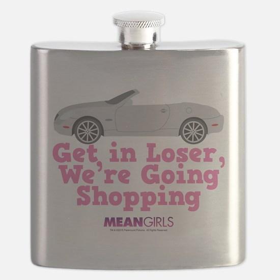 Mean Girls - Get in Loser Flask