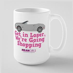 Mean Girls - Get in Loser Large Mug