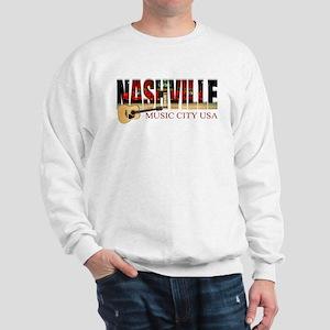 Nashville Music City USA Sweatshirt