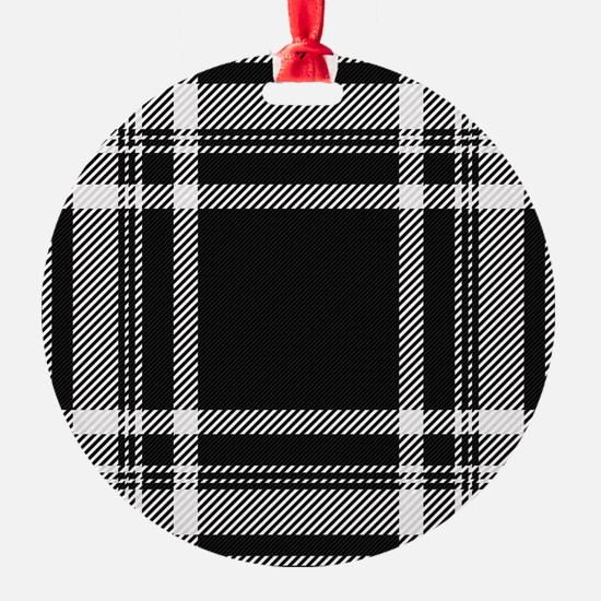 Royal Stewart Tartan Ornament