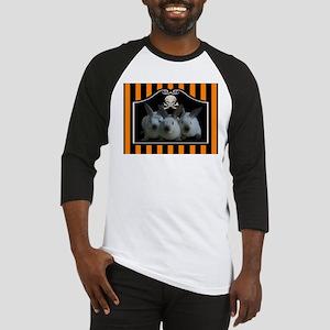 Mini Rex Halloween Baseball Jersey