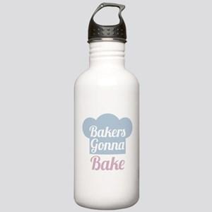 Bakers Gonna Bake Stainless Water Bottle 1.0L