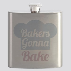 Bakers Gonna Bake Flask
