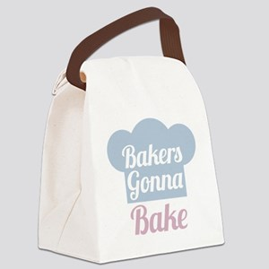 Bakers Gonna Bake Canvas Lunch Bag