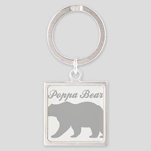 Poppa Bear Keychains