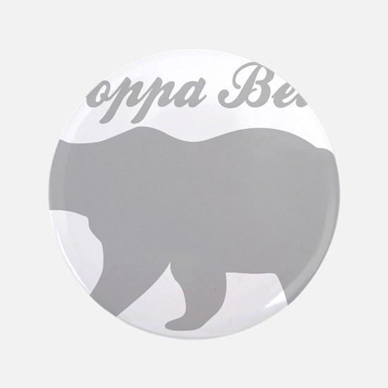 Poppa Bear Button