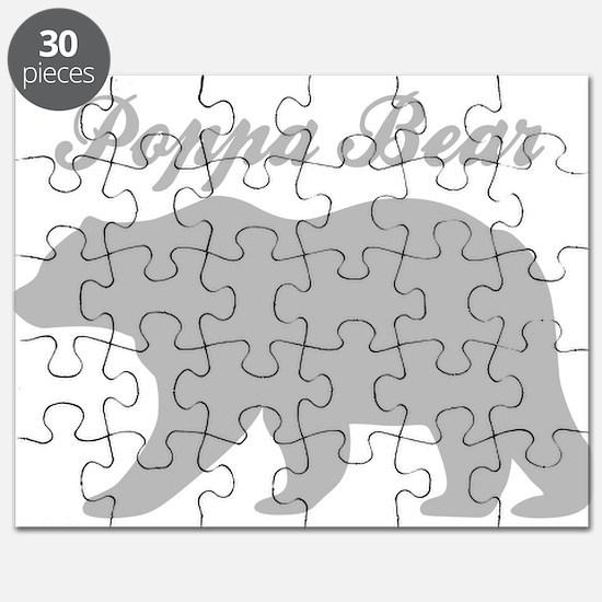 Poppa Bear Puzzle