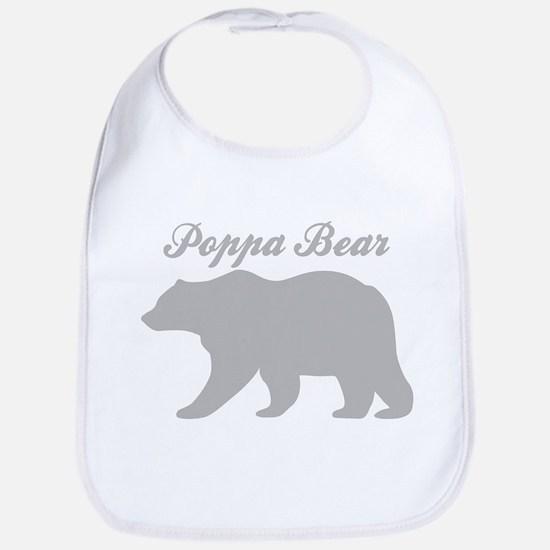 Poppa Bear Bib