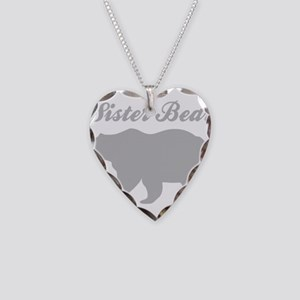 Sister Bear Necklace