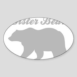 Sister Bear Sticker