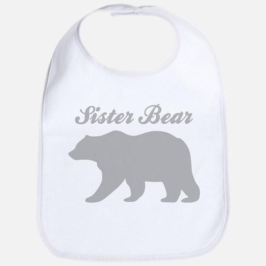 Sister Bear Bib