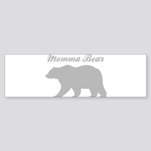 Momma Bear Bumper Sticker