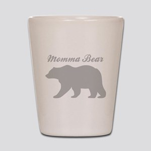 Momma Bear Shot Glass