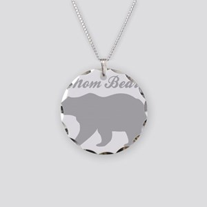 Mom Bear Necklace