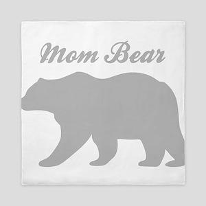 Mom Bear Queen Duvet