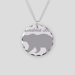 Grandma Bear Necklace