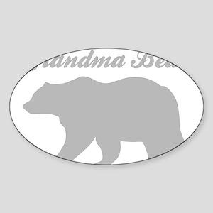 Grandma Bear Sticker
