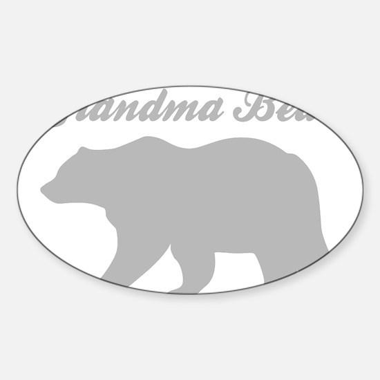 Grandma Bear Decal